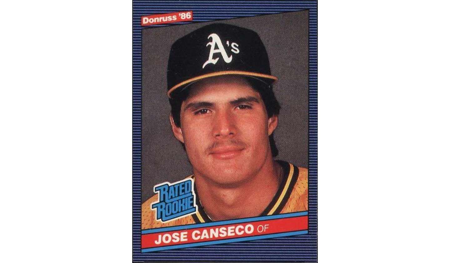 Jose Canseco Aspires To One Day Manage In The Majors