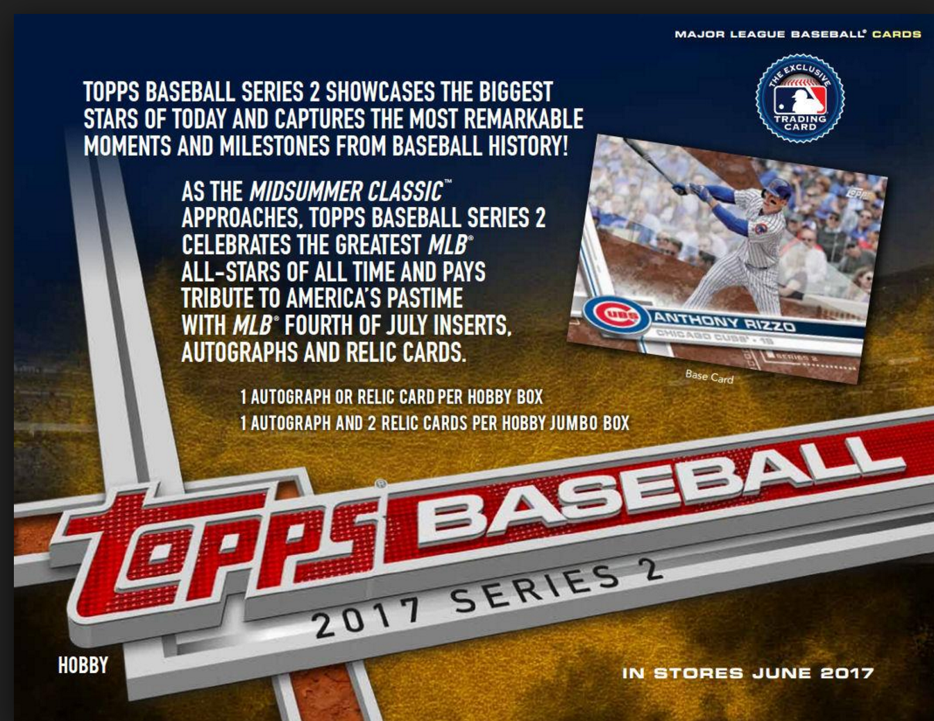 A Closer Look At The 2017 Topps Series 2 Checklist