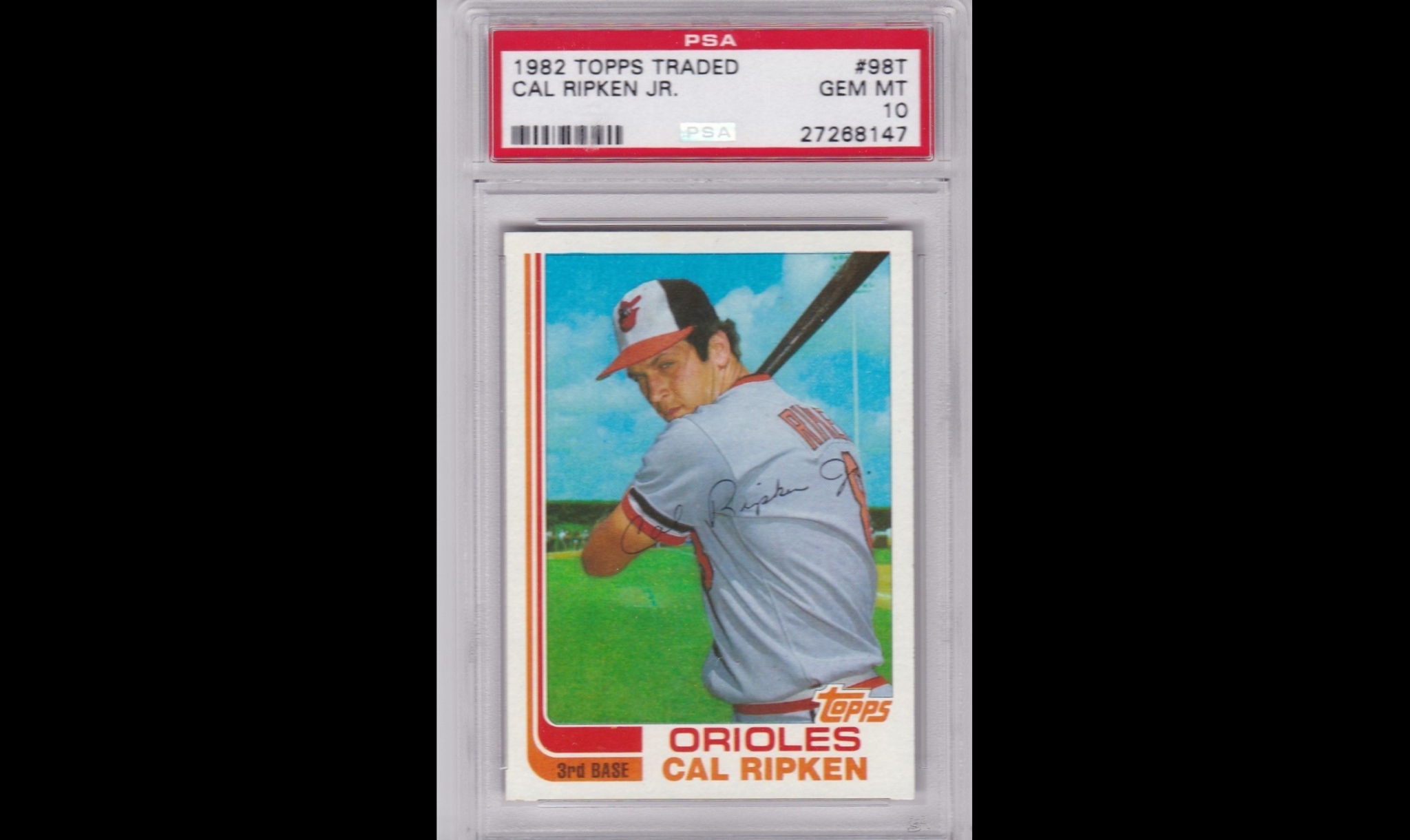 Cal Ripken Jr Made History On This Day 22 Years Ago Rookie