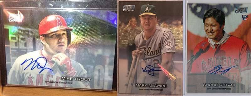 Highlighting Some Of The Best And Very Limited 2018 Topps