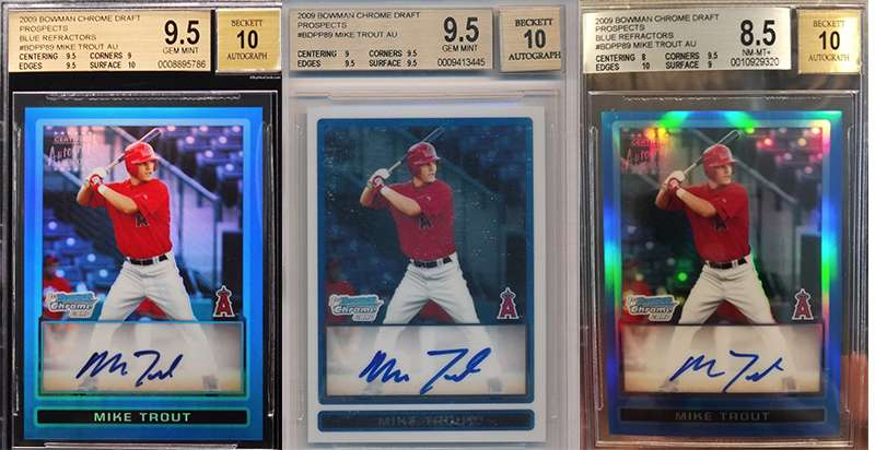 The Mike Trout Prospect Autograph Baseball Card You Want