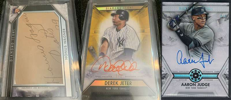 Datation Diamond Derek jeter
