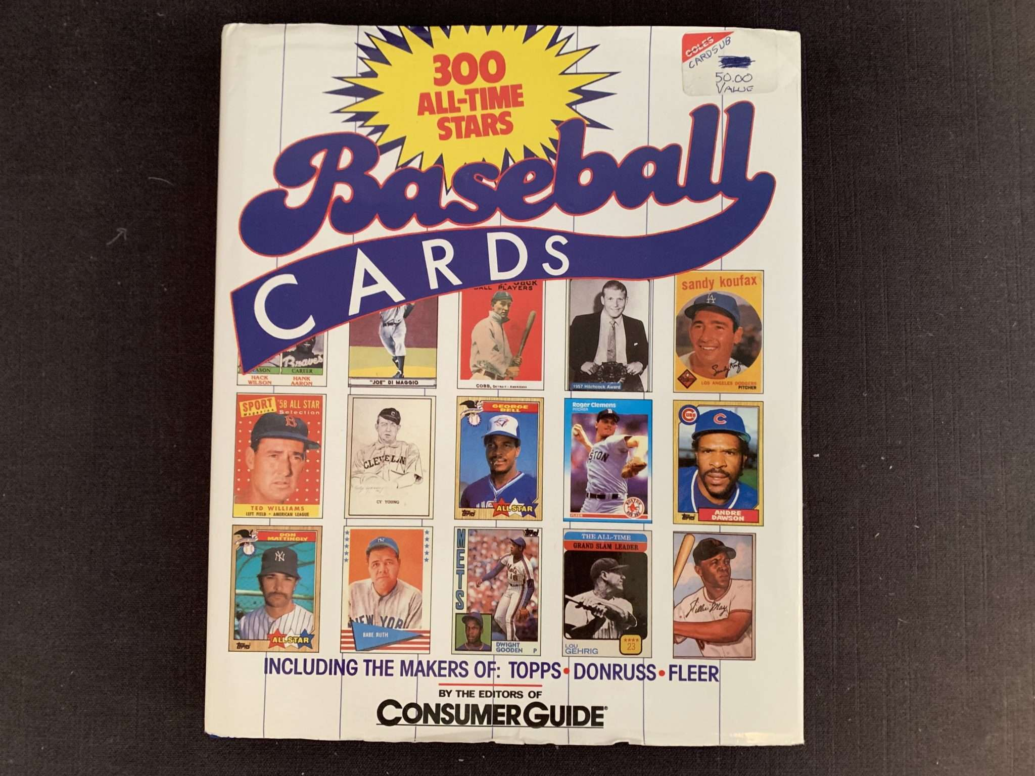 Giveaway Stroll Down Memory Lane With This Baseball Card Book