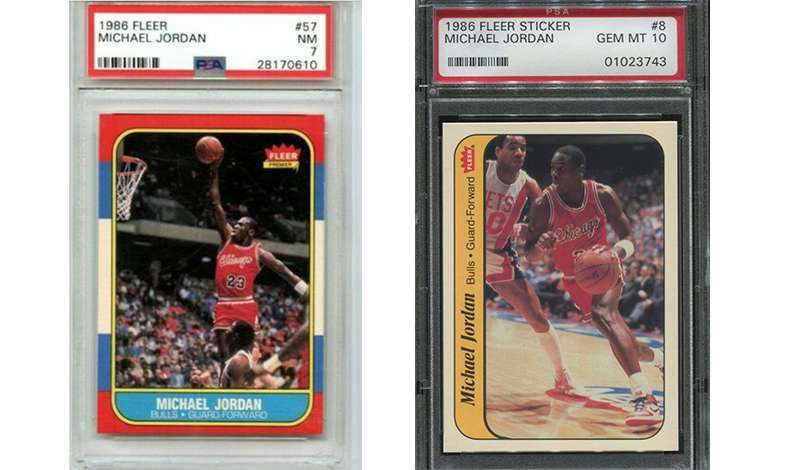 Looking To Snag A Michael Jordan Rookie Card Here Are